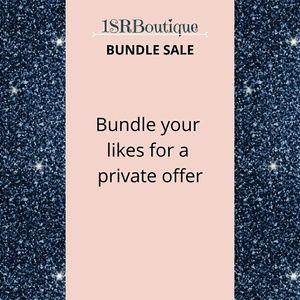 Other - Bundle Sale